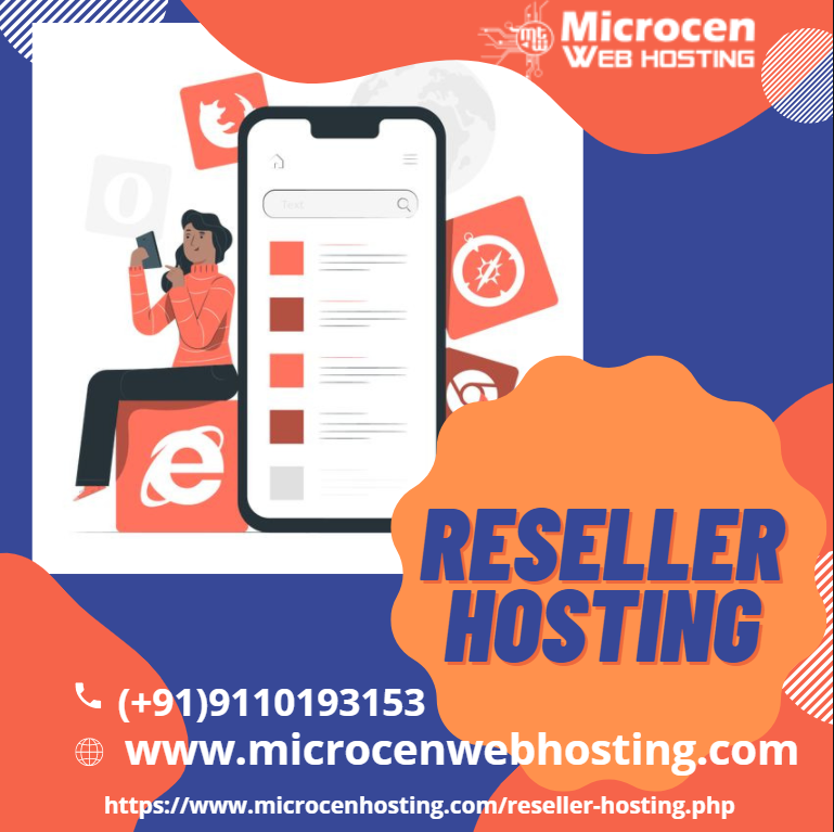 Start with Microcen Hosting
